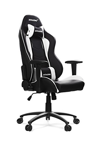 Akracing Nitro Racing Style Desk Office Gaming Chair With