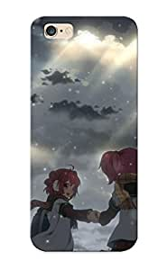Forever Collectibles Yuruyuri Hard Snap-on Iphone 6 Plus Case With Design Made As Christmas's Gift by heywan