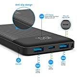 WJOY Portable Cell Phone Charger,10000mah Power