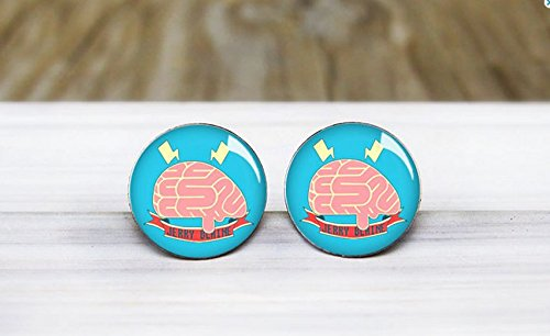 Aoba DRAMAtical Murder Earrings Hypoallergenic product image