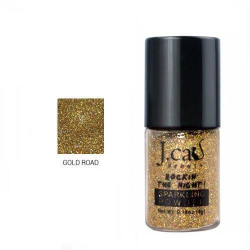Cat Makeup Ideas (J.Cat Sparkling Powder 204 Gold Road)