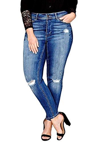 Skinny Crop Pants - 9