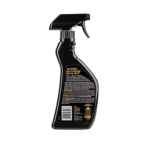 Meguiar's 16 ounces G17516 Ultimate Quik Wax, 15.2 Fluid Ounces