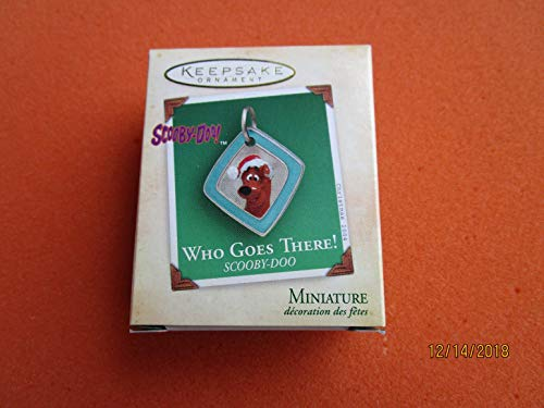 Who Goes There! 2004 Miniature Hallmark Ornament ()