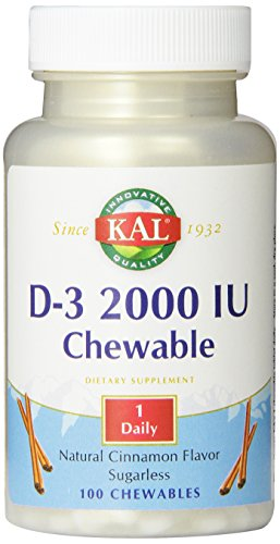 vitamin d 2000 chewable - 5