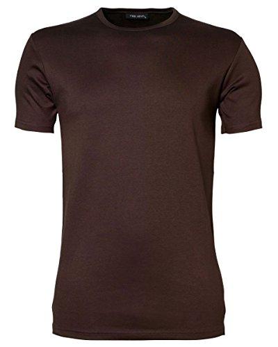 Tee Jays - Camiseta - para mujer Chocolate