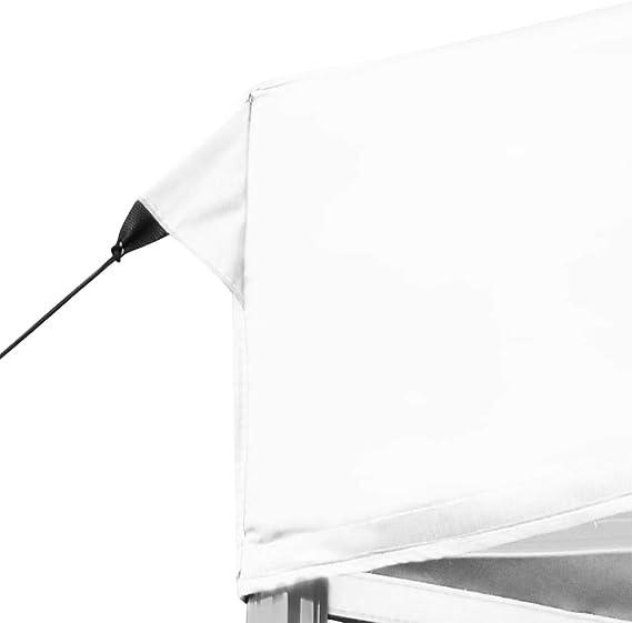 vidaXL Carpa Plegable Profesional Aluminio Cenador Pagoda Pérgola ...