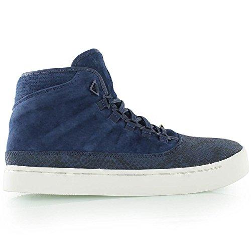 Nike air Jordan Westbrook 0 Mens hi top Trainers 768934 Sneakers Shoes (US 7, Navy White Black Light Bone 405)