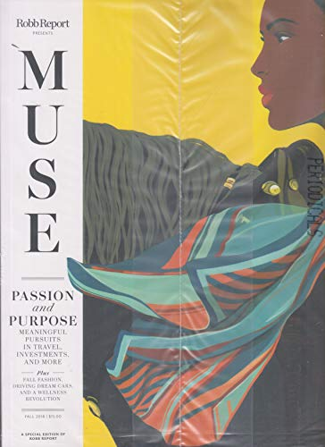 Muse Single (Robb Report Presents Muse Fall 2018 Passion and Purpose)
