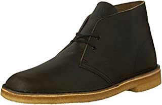 CLARKS Mens Desert Boot Dark Brown Size 8.5 (B01F07N1PS) | Amazon price tracker / tracking, Amazon price history charts, Amazon price watches, Amazon price drop alerts
