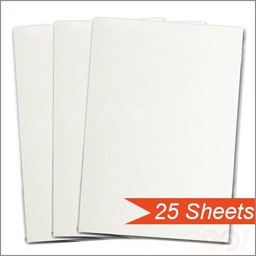 Curious Metallic Iridescent Cryogen White Paper 89lb 8.5