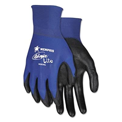 CRWN9696M - Ultra Tech Tactile Dexterity Work Gloves