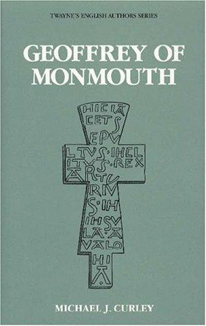 Geoffrey of Monmouth (Twayne's English Authors Series)
