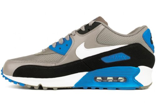2015 new cheap online Nike Air Max 90 Essential Mens Running Shoes 537384-004 Sports Grey/White-black-photo Blue outlet in China THVGPC