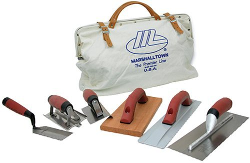 MARSHALLTOWN The Premier Line CTK2 Concrete Tool Kit by MARSHALLTOWN The Premier Line