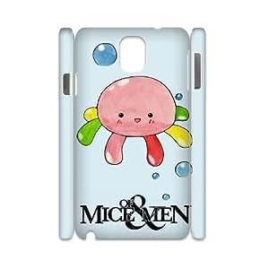 JJZU(R) Design Brand New 3D Cover Case with Of Mice & Men for Samsung galaxy note 3 N9000 - JJZU916469