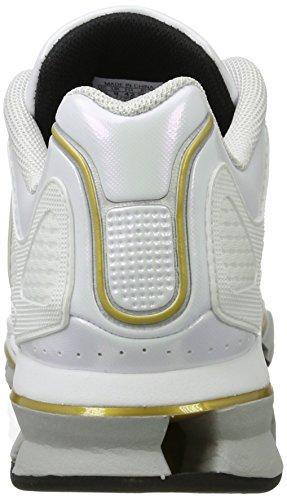 Sneakers Basses Matte adidas White Gold Metallic Homme A3 Multicolore Twinstrike Silver Footwear 4ttwZqE