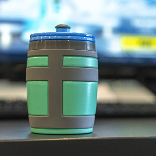 41JDZ2Q6MjL - Fortnite Chug Jug Water Bottle