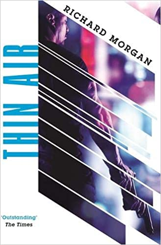 Thin Air (GOLLANCZ S.F.): Amazon.es: Richard Morgan: Libros ...