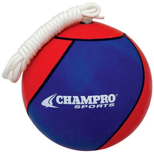 Champro Tetherball (Royal/Scarlet, Official) by CHAMPRO