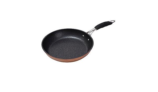 Just For Chefs Q2904 Sarten 28x5.2cm Aluminio Forjado inducción Infinity, Cobre: Amazon.es: Hogar