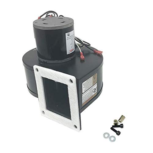 - New H5884 Convection Blower for Winslow PS40 Pellet Stoves