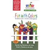 Fun with Colors - English-Spanish