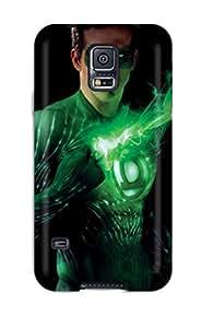 Richard V. Leslie's Shop Best Hot Style Protective Case Cover For Galaxys5(green Lantern) 1014647K31225778