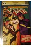 Uncanny X-Men #142 SS CGC Signed x2 by Stan Lee & Chris Claremont Days of Future Past (Wolverine)