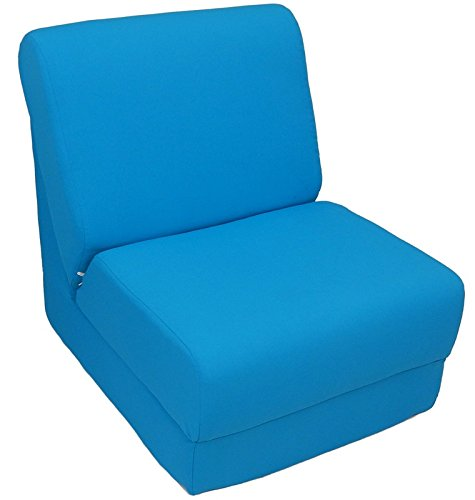 Fun Furnishings Teen Chair, Aqua Canvas by Fun Furnishings