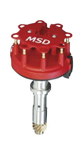 MSD 8558 Billet Crank Trigger Distributor (Adjustable Slip Collar)