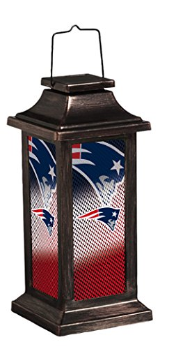 New England Patriots Patio Lights