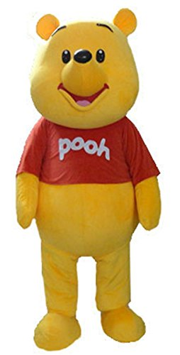 Cute Winnie The Pooh Costume for Birthday Party