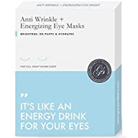 12 PC Under Eye Collagen Advanced Night Wrinkle Repair Anti Ageing Gel mask for Puffy Eyes Pads Patches For Dark Eye Circles Christmas Gift Idea