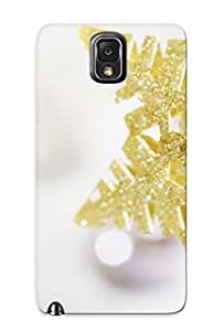Unique Design Galaxy Note 3 Durable Tpu Case Cover Christmastar