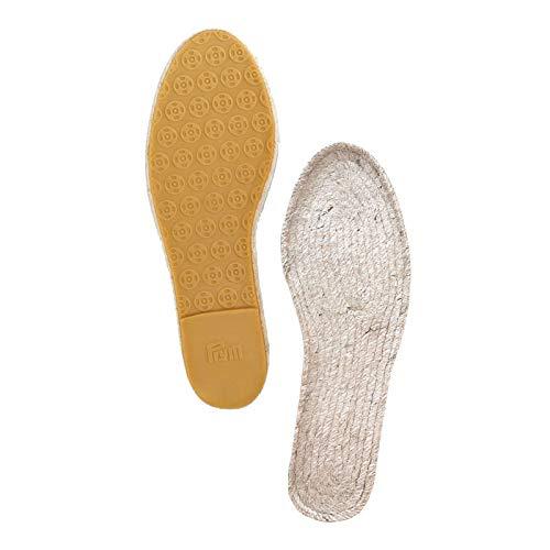 Amazon.com: Prym 1 par espadrilles-soles Zapato Talla 41 (UK ...