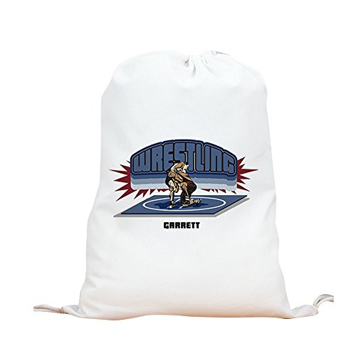 GiftsForYouNow Wrestling Personalized Sports Bag by GiftsForYouNow