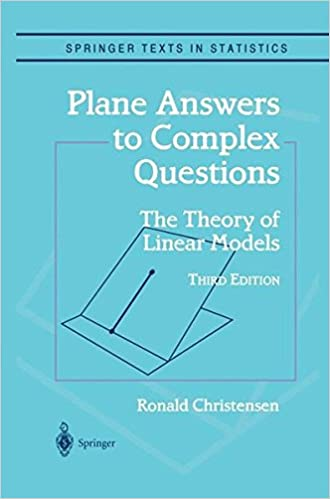 Read PDF Plane Answers to Complex Questions: The Theory of Linear