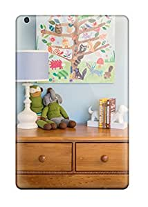 Jon Bresina's Shop 7210916I39944815 High Quality Children8217s Room With Dresser Stuffed Animals 038 Books Skin Case Cover Specially Designed For Ipad - Mini