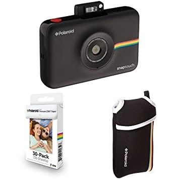 Amazon.com: Polaroid Snap Touch Cámara digital de impresión ...
