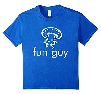 Funny Mushroom Shirts Fun Guy Tshirts