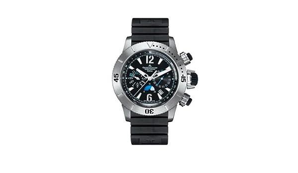 Jaeger-leCoultre 186T670 - Reloj de pulsera hombre, caucho: Amazon.es: Relojes