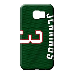 samsung galaxy s6 Strong Protect Tpye Hot Fashion Design Cases Covers mobile phone carrying shells player jerseys
