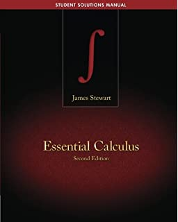 Amazon c for everyone 9780470927137 cay s horstmann books student solutions manual for stewarts essential calculus fandeluxe Image collections