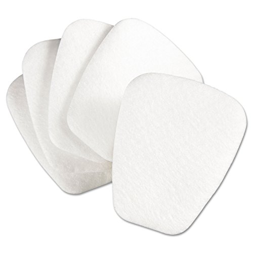 3M Safety 142-5N11 Particulate Filter, N95 Respiratory Protection (Box of 10)