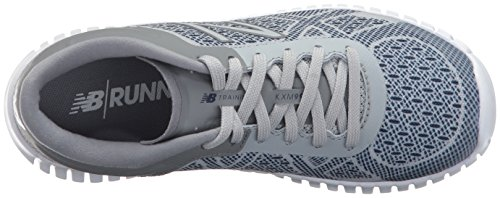 New Balance Kids Kxm99 V2 Running Shoe Grey/White
