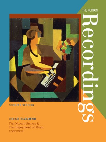 Norton Scores+Enjoy.Of Music 4 Cds (Sw)