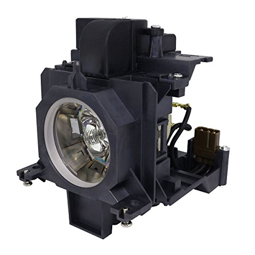 Eiki OEM(Original Bulb and Generic Housing) 610 346 9607, 6103469607, 610-346-9607, LC-WXL200, LC-XL200, LC-XL200L, POA-LMP136 Projector Lamp with Housing