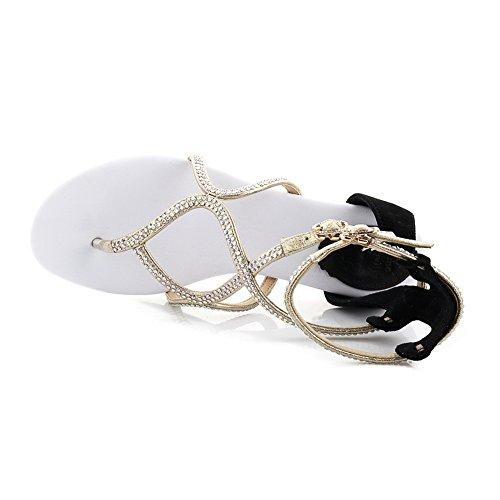 Negro 1to9 Sandalias Vestir Para De Mujer wqXOfqUnv
