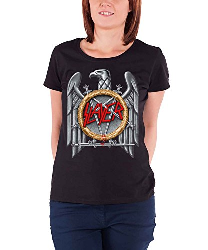Slayer - Eagle T-Shirt (Black) - 8